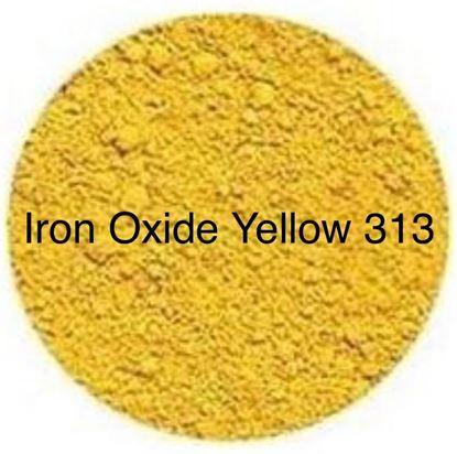 تصویر اکسید آهن زرد313  Iron Oxide Yellow